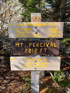 Mt. Percival.