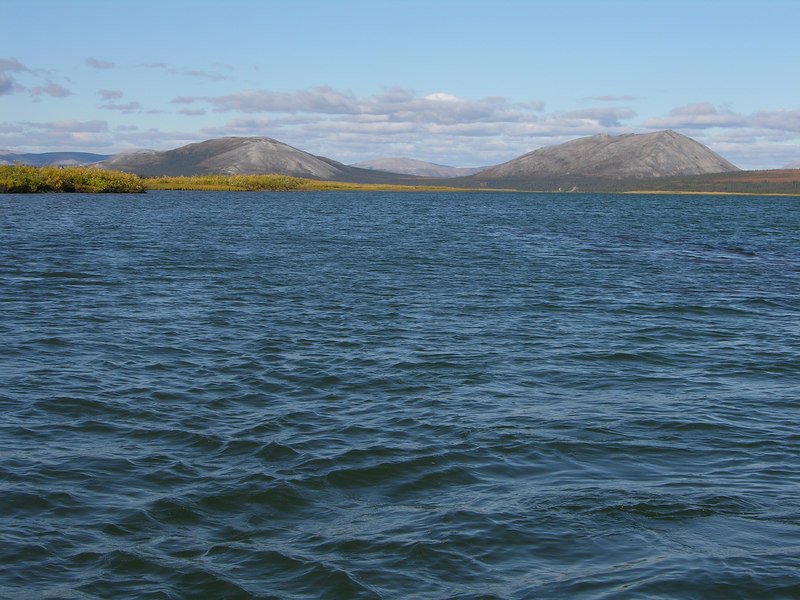 The Mulik Hills. The last close hills on the river before we enter the sea 10 miles south.