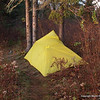 "Cooke Custom Sewing tarps are extremely versatile due to extra loops in middle and around perimeter.  This is 8x10 silnylon tarp about 1.5 lbs. - lots of space in bug free seasons.  See it at  <a href=""http://www.cookecustomsewing.com"">http://www.cookecustomsewing.com</a>"