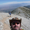 McCoy brothers nearing Baldy summit