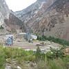 the old tungsten mine