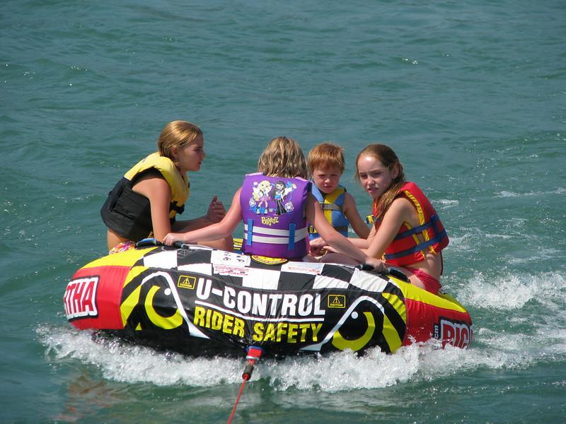 Rane, Hannah, Bradley, Chloe