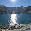 sun shining over Lake 2