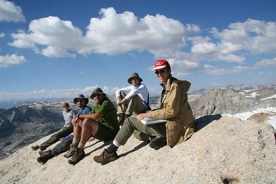 Fulcrum Alta Peak-High Sierra Loop 06/08
