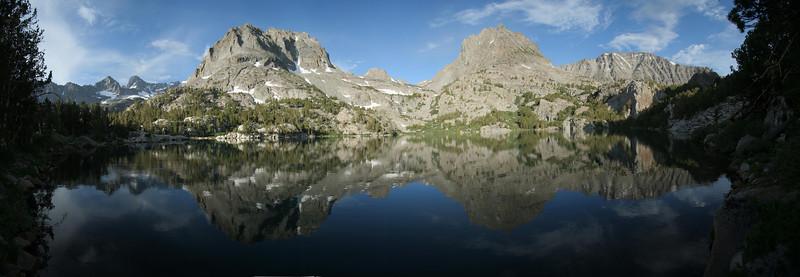 Fifth Lake pano