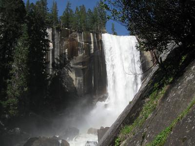 2009/05/16 >> Vernal Falls