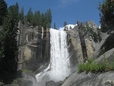 2010/07/24 >> Vernal Falls