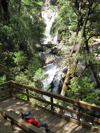 2011/07/16 >> Lewis Creek and Yosemite Mountain Suger Pine Railroad