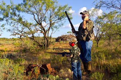 Hunter's Dove Hunt