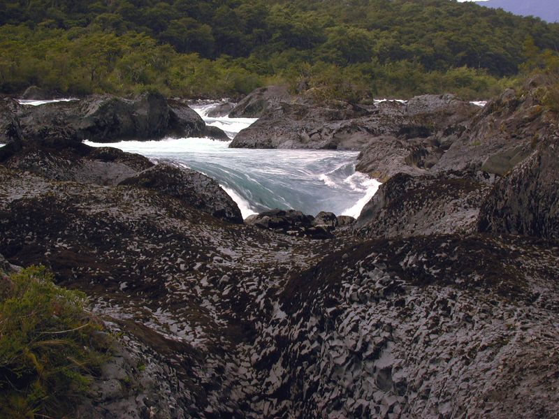 Saltos del Petrohue.
