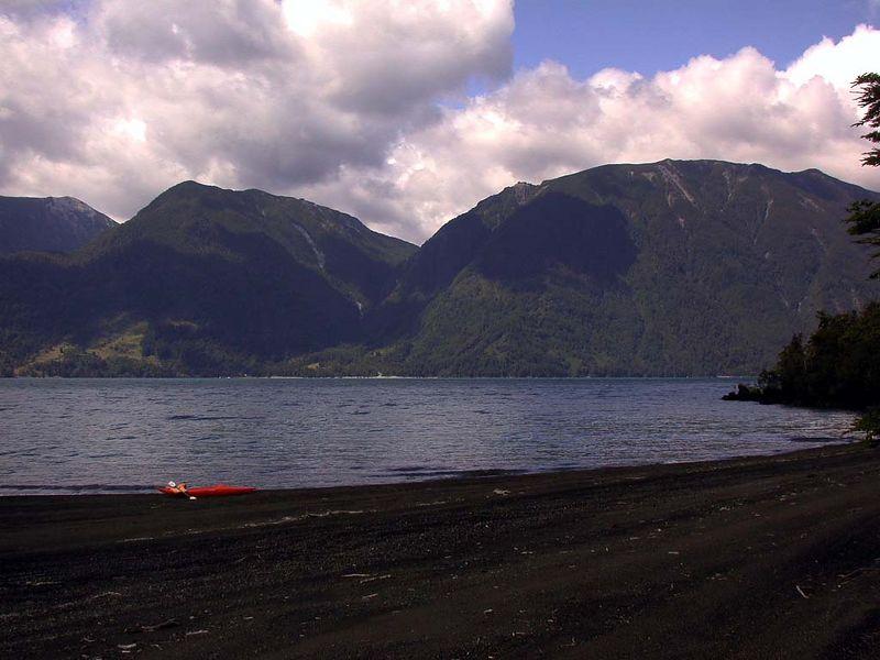 Lago Todos los Santos.