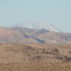 snow-capped San Jacinto