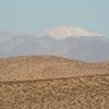 snow-capped San Gorgonio