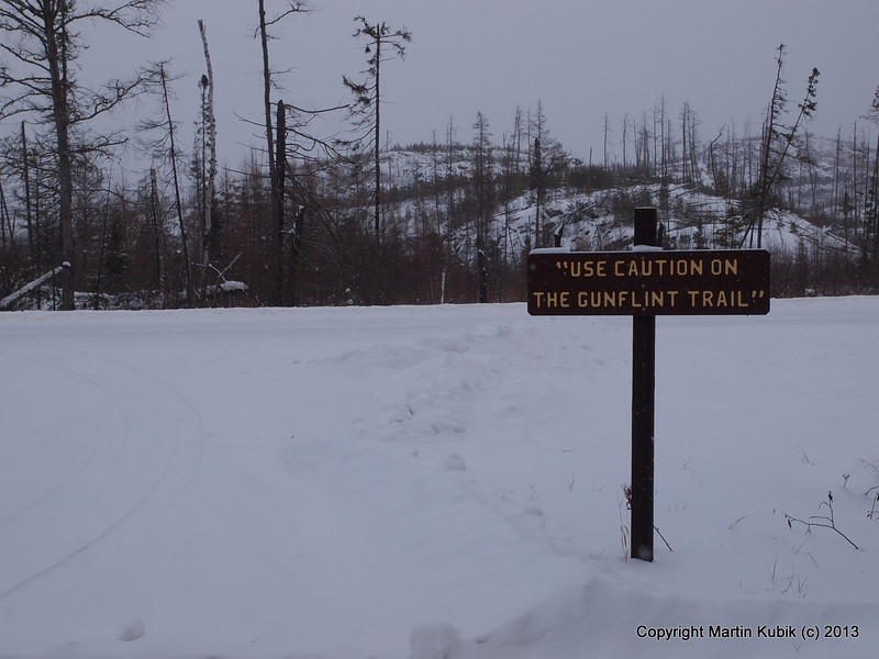 """Apparently, people from the Twin Cities are stupid and need Forest Service direction on how to be safe. Can you imagine the MN DOT signs  """"USE CAUTION ON I-94 FREEWAY""""  at freeway entrances?  How about clearing rats nest of treefalls at Gabimichigami Lake on the Kek instead?"""