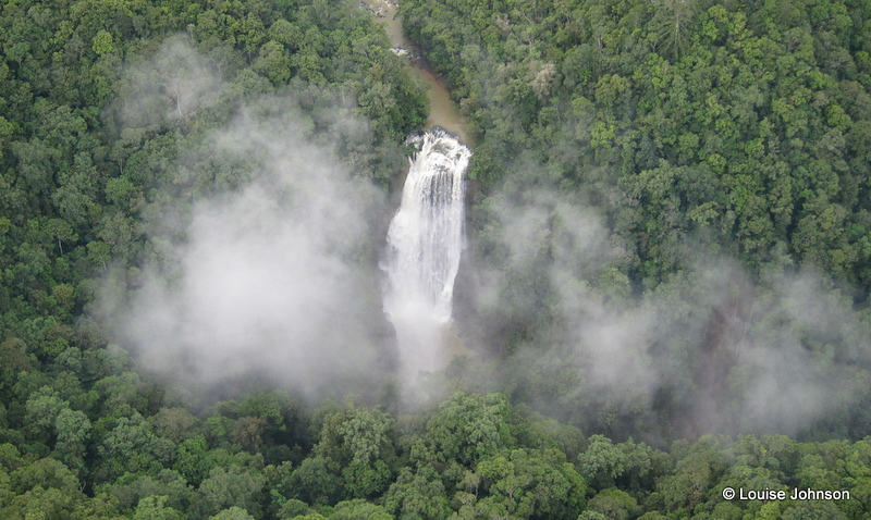 One of a million waterfalls - Papua New Guinea