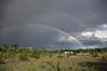 June 24th Double Rainbow