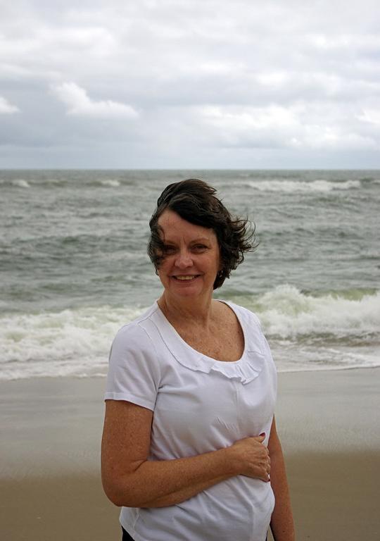 Nancy, at Asseateague National Shore, Assateague, MD
