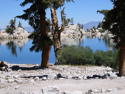 Mount Whitney - August 2006
