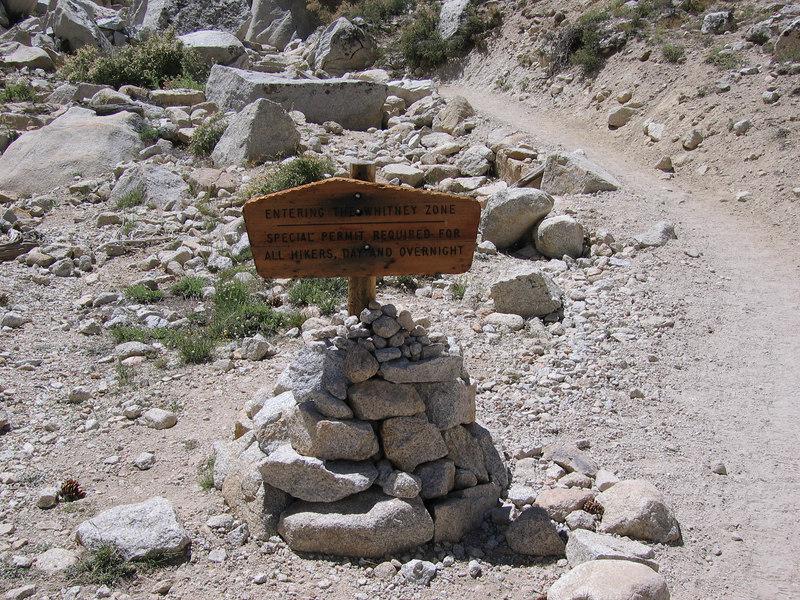 IMG_1885 Mount Whitney Zone Sign