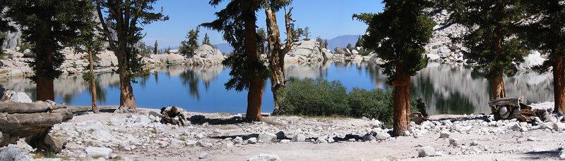 Lone Pine Lake stitch 1881-1883