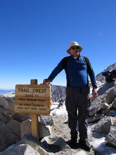 IMG_1282 John @ Trail Crest