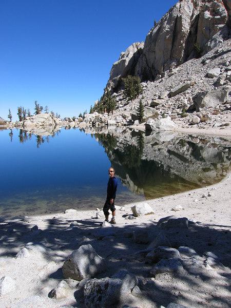 IMG_1210 Eric @ Lone Pine Lake
