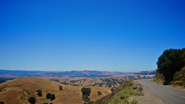 Mt. Diablo in June