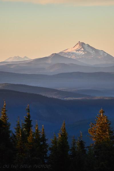Layers of Oregon