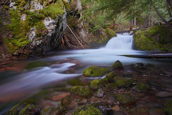 Cold Creek grotto