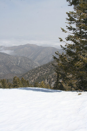 Mt. Pinos Showshoeing 10
