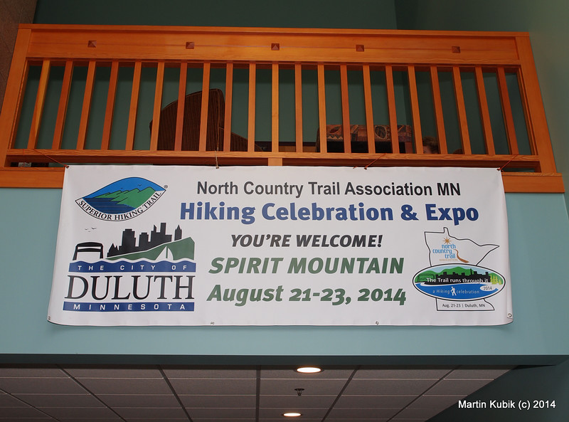 Welcome to the NCTA Hiking Event in Duluth,Spirit Mountain,  August 21-24, 2014!  BWA Committee was honored to be one of the presenting and exhibiting organizations.