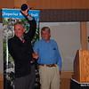 Bruce Matthews, NCTA Executive Director, presented an award to Congressman Rick Nolan.