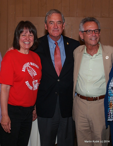 Same photo, but after minor alteration for use within the BWAC community.  Next to Congressman Rick Nolan is Congressman Alan Lowenthal from California.