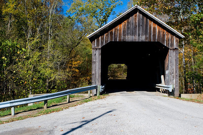 Ohio Covered Bridge
