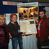 """Rebecca, BWAC BOD member and Brenda from Adventure MN  Films and Robb holding up the """"Bring Back the Pow Wow Trail"""" map provided by McKenzie Map Company <a href=""""http://www.bwcamaps.com/"""">http://www.bwcamaps.com/</a>.. By the way please vote for us for the most relevant outdoor Minnesotan  - so that when Brenda raises $500,000 for the full length feature video - BWAC will be one of the contenstants.   <a href=""""http://www.amongthewild.com"""">http://www.amongthewild.com</a>"""