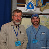"""Terry (KTC) and Matt of the NCTA.  Long time trail advocates at their best.   For Kekekabic Trail Club, look up <a href=""""http://www.kek.org/"""">http://www.kek.org/</a>"""