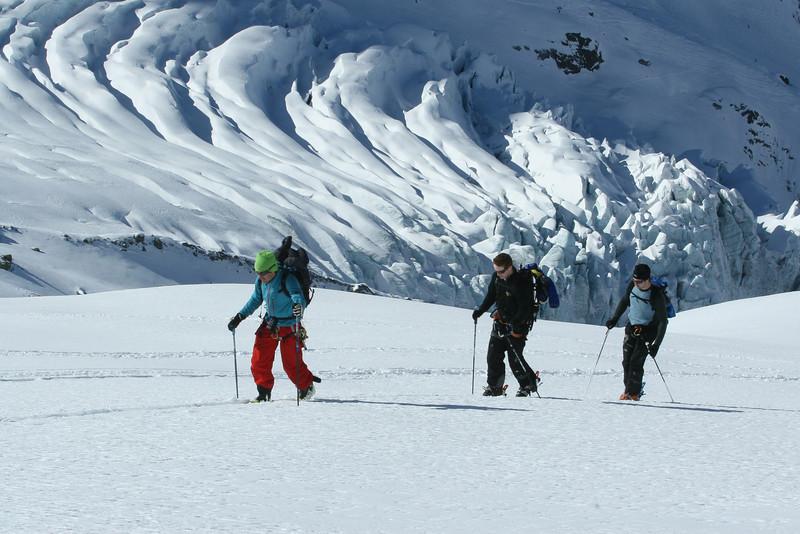 Glacier d'Argentières