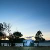 Sunset Lac du Salagou