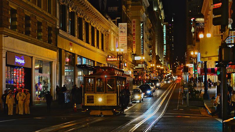 Patti San Francisco Trip