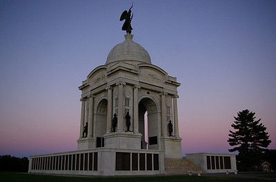Pennsylvania Memorial, Gettysburg National Military Park