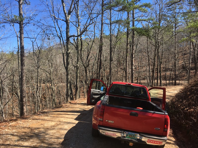 National forest road 500