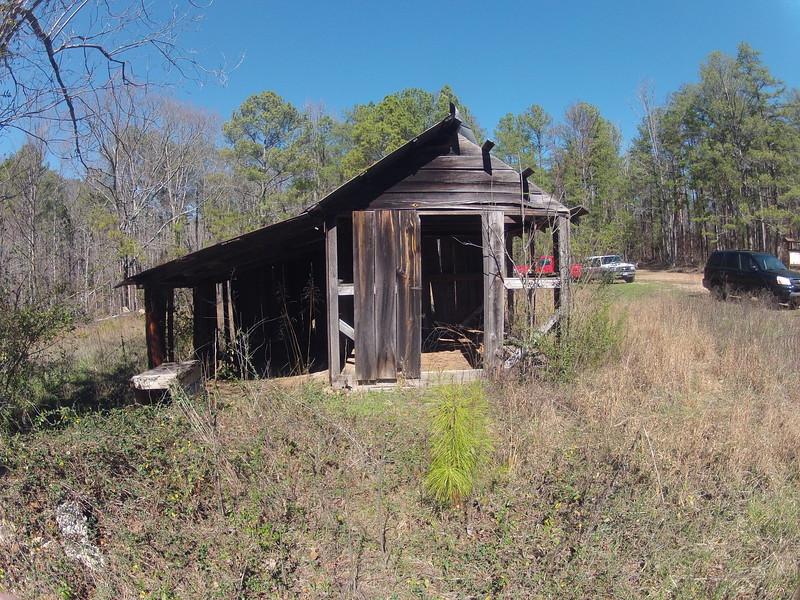 Pinkys cabin - Pinhoti trail