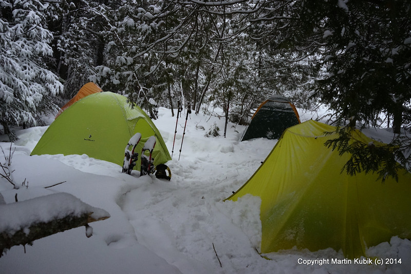 """Camp One.  Mine is the yellow Cooke Custom Sewing 8x10 silnylon tarp.  Very light and yet providing more than adequate shelter even in a storm.  <a href=""""http://cookecustomsewing.com/"""">http://cookecustomsewing.com/</a>"""