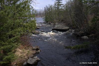 Back at Isabella River.
