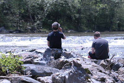 trips down rocky river with friends, family, and soon to become friends