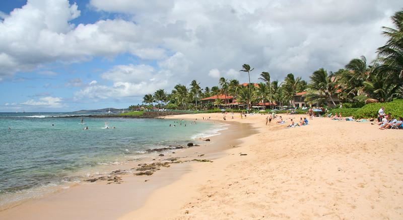 1406 - Poipu Beach