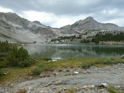 Saddlebag Lake 08/07/14