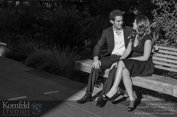 Samantha & Matthew's Engagement Session