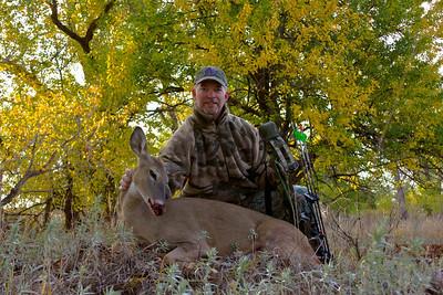 Shamrock, Texas Deer Hunt