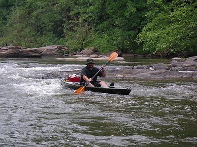 Paddling Shermans Creek June 17 2007 008